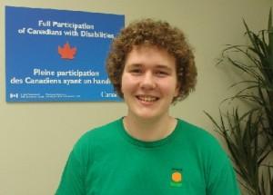 Katimavik Volunteer Chris