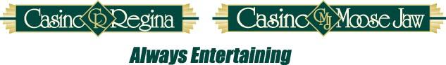 Saskatchewan Gaming – Casino Regina Logo