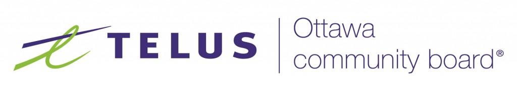 Telus Ottawa Community Board logo