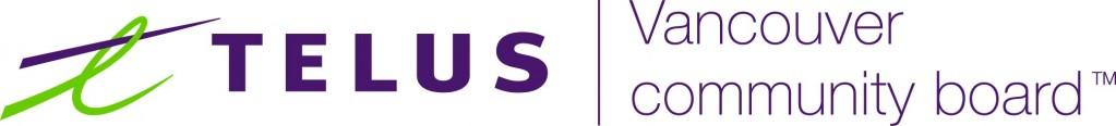 Telus Vancouver Community Board logo