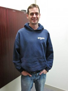 Bruce, Computer Comfort Volunteer