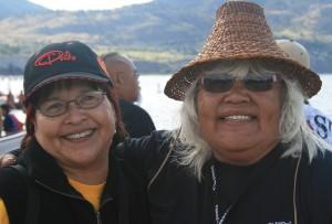 Judy and Audrey, Community Navigators Participants