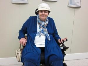 Lisa, Computer Comfort Participant