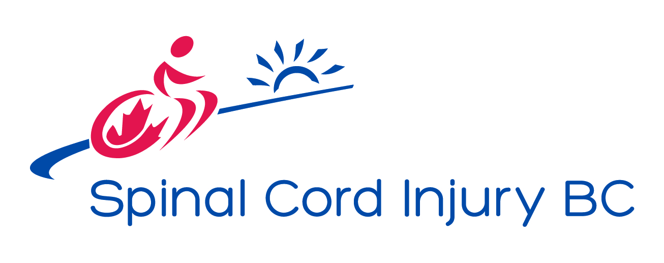 Spinal Cord Injury BC Logo