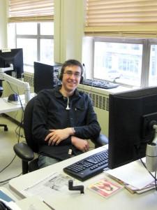 David Katimavik Volunteer