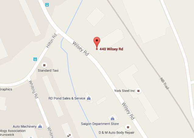 440 Wilsey Road Location