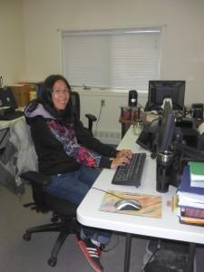 Employ-Ability participant, Larissa