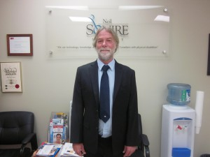 Neil Squire Society participant, Kevin