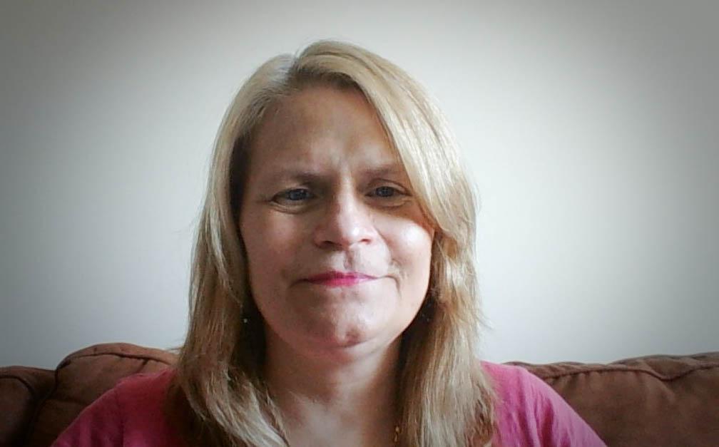 Marie, Computer Donation Recipient