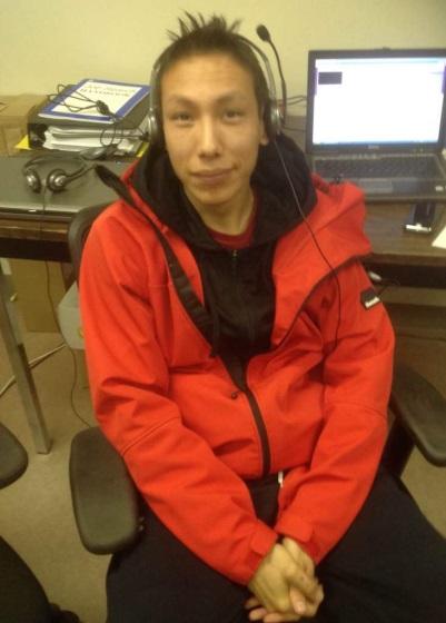Employ-Ability participant, Darren
