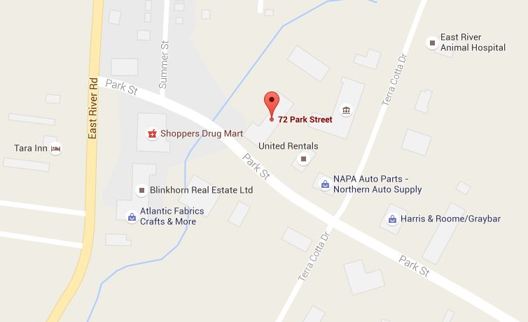 visit Google Maps to view our New Glasgow location