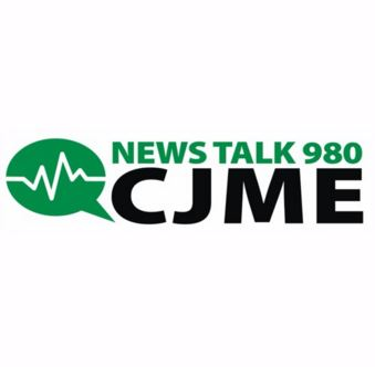 News Talk 980 CJME logo