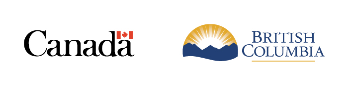 Government of Canada and Government of British Columbia Logos