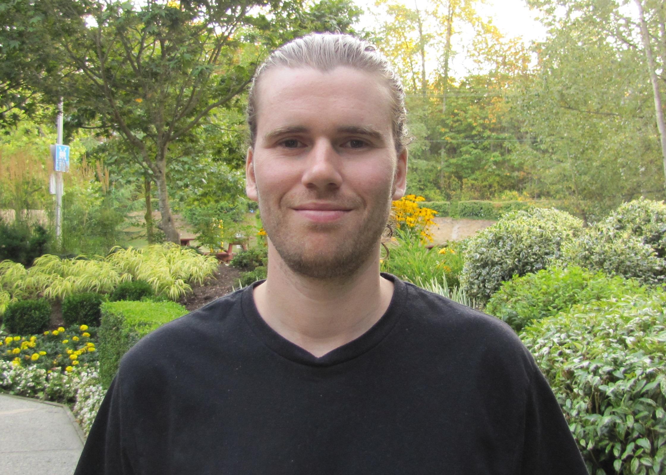Charles Gallagher Headshot