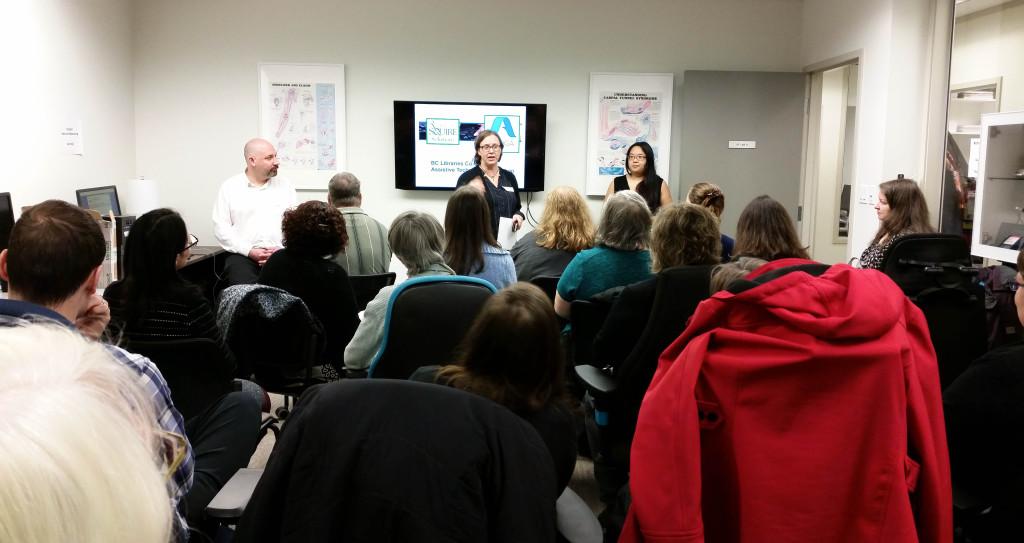 BC Libraries Co-op workshop