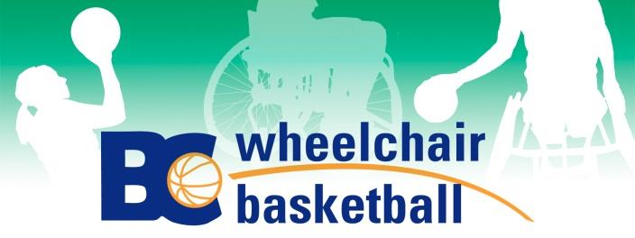 BC Wheelchair Basketball Sports Society logo
