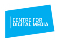 Logo for Centre for Digital Media