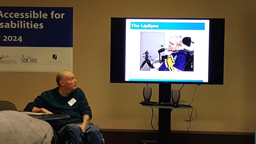 Gary Birch's presentation on LipSync