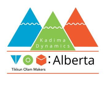 The Tikkun Olam Makers (TOM): Alberta Makeathon 2017 logo