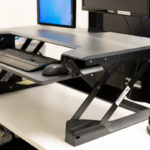 Ergotron WorkFit-TL Sit-Stand Desktop Workstation