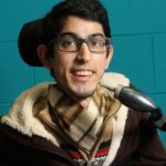 Milad, our Systems Developer, with a LipSync