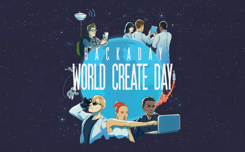 2018 World Create Day