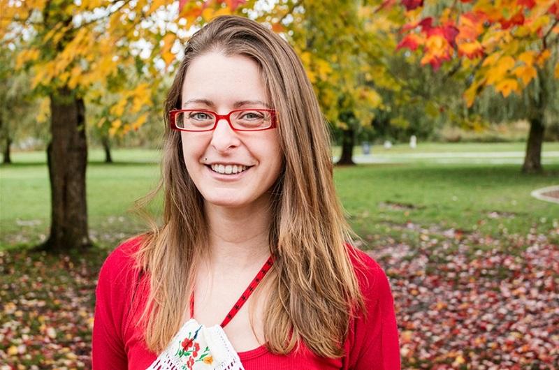 Zee Kesler, Makers Making Change Project Manager