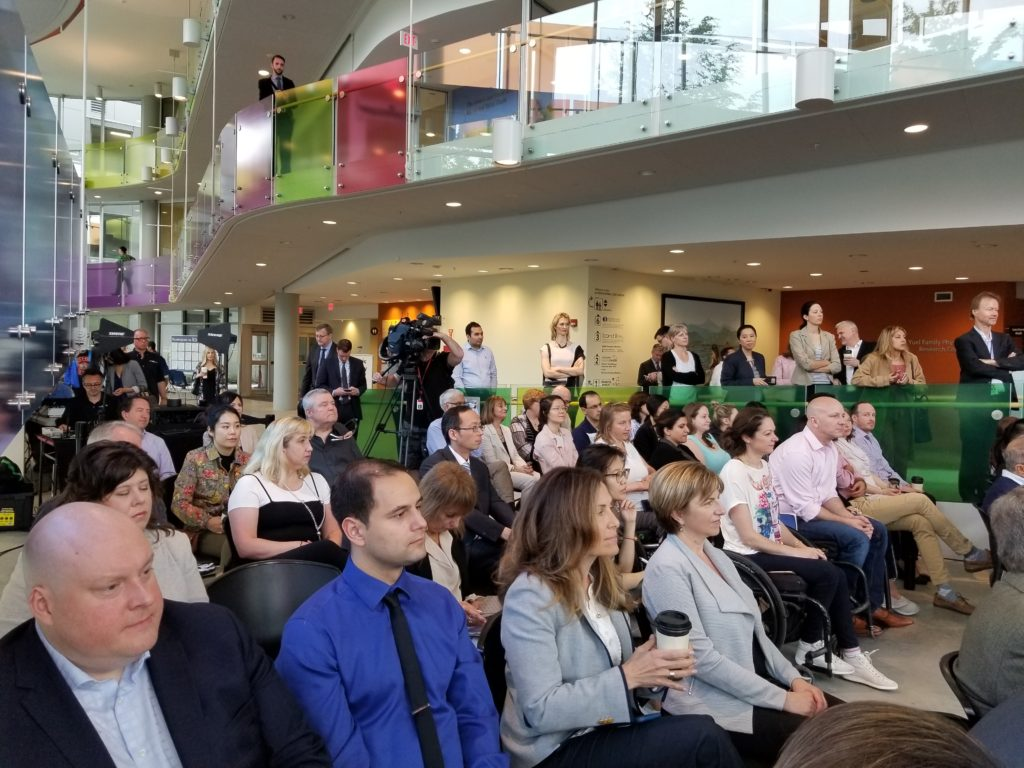 attendees of the event