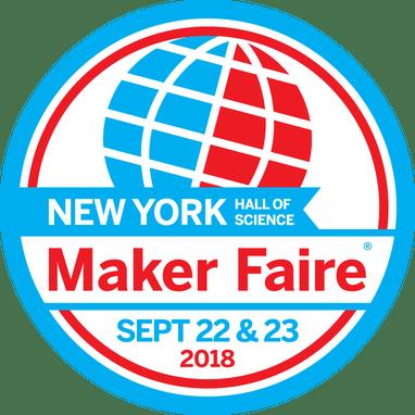 Maker Faire New York logo