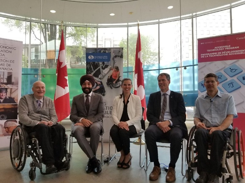 Global Accessibility Awareness Day panel members