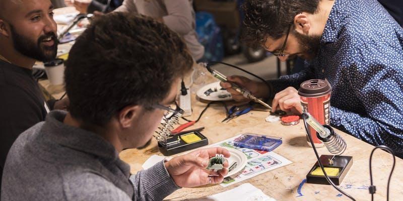 makers building LipSyncs