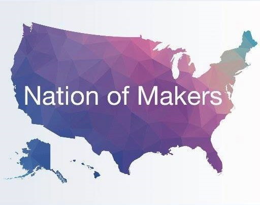 Nation of Makers logo
