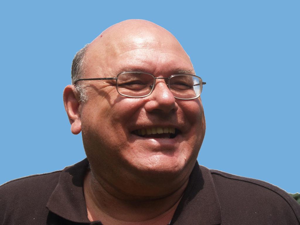 Bob, Distance Computer Comfort volunteer