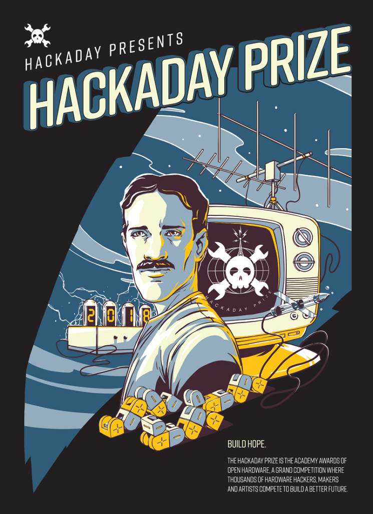 Hackaday Prize promo image