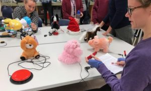 Makers working on toy adaptations