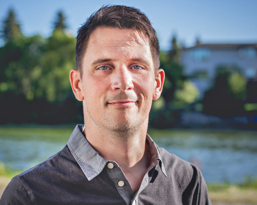 Doug, Distance Computer Comfort volunteer
