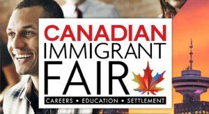 Canadian Immigrant Fair