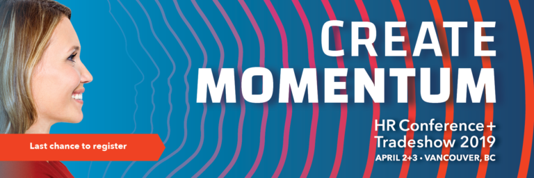 Create Momentum: HR Conference + Tradeshow 2019