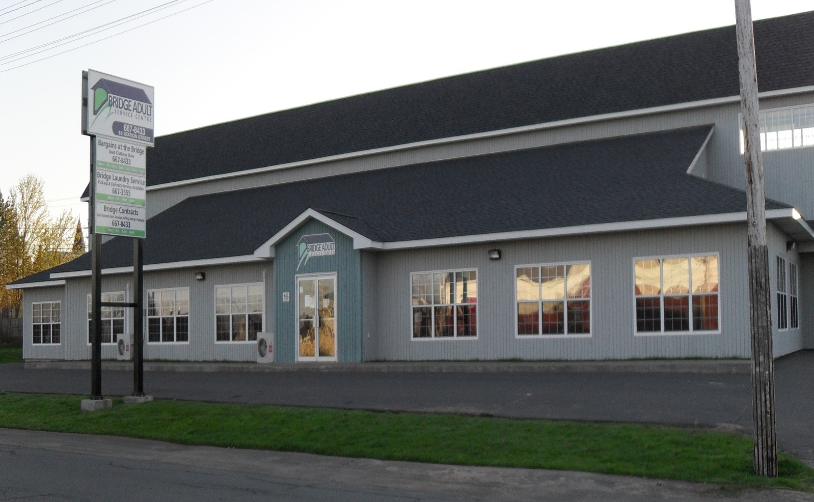 Bridge Adult Service Centre