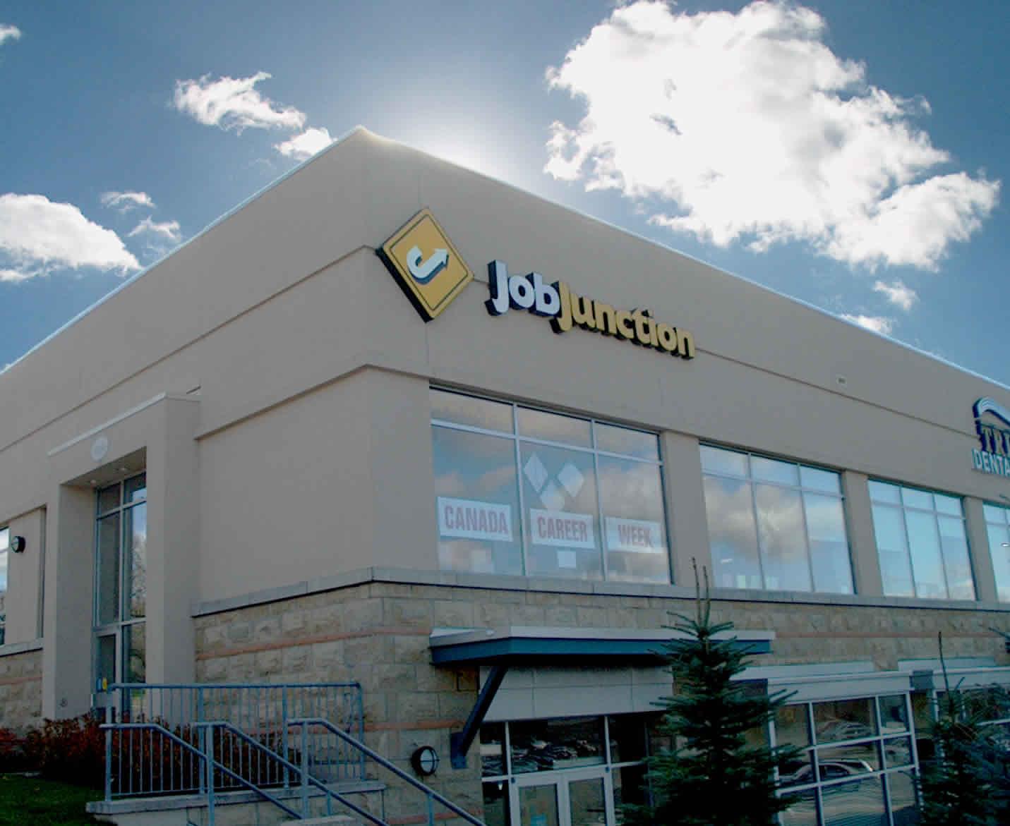 Job Junction building