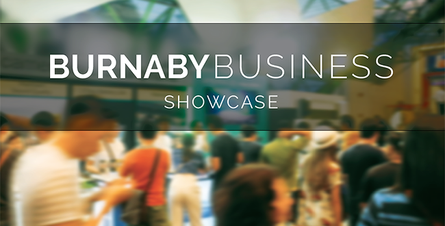 Burnaby Business Showcase banner