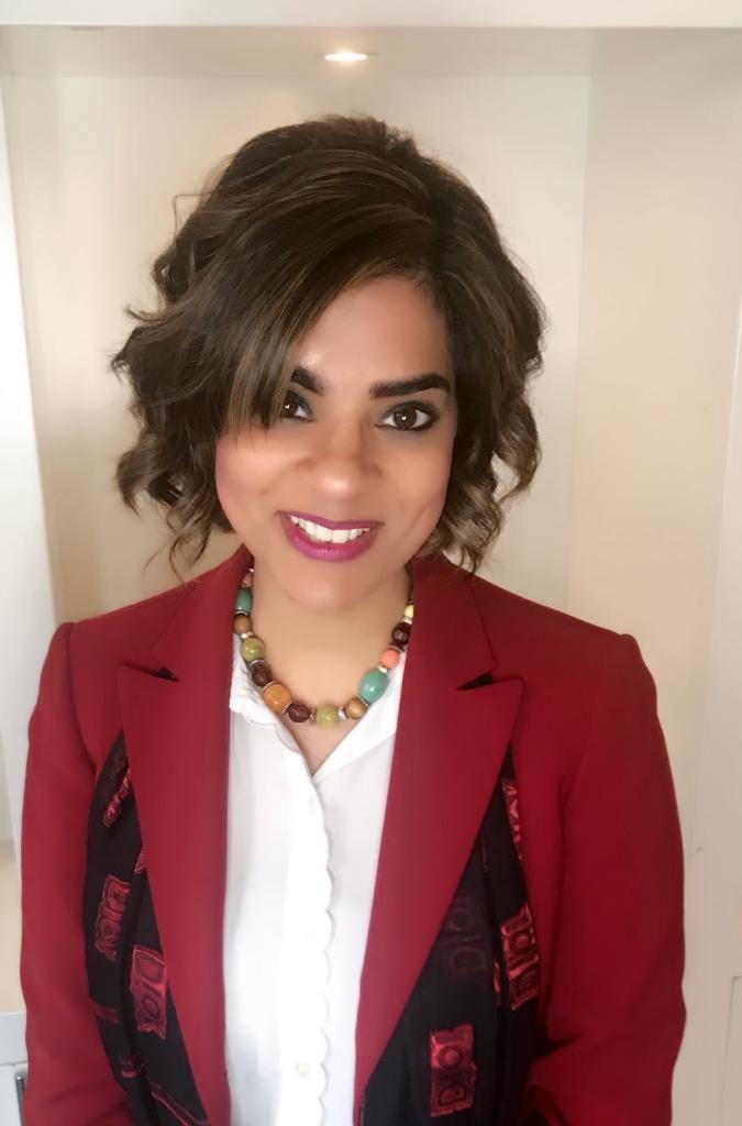 Shelina Dilgir, Neil Squire Society Director of Development