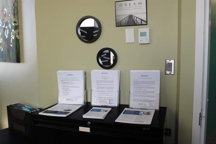 Employment room