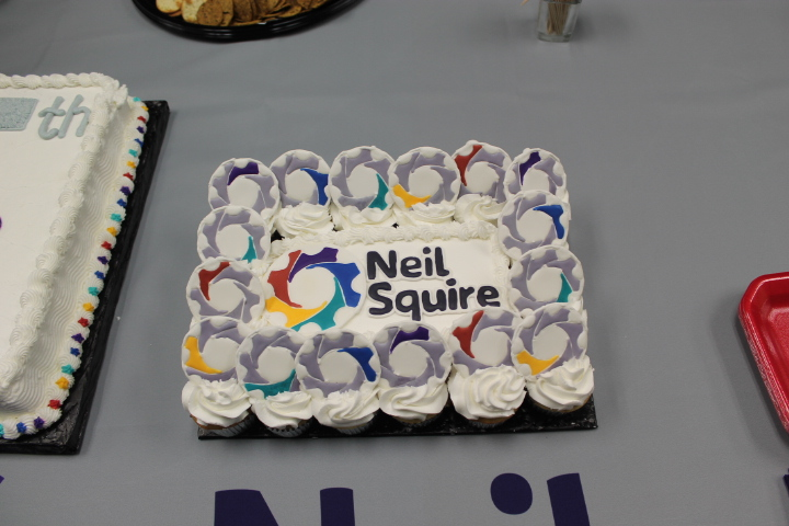 Another Neil Squire cake