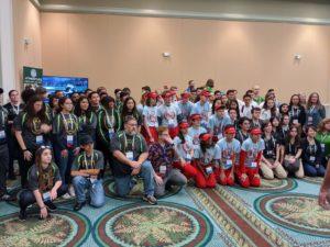 participants at Maker Day ATIA 2010