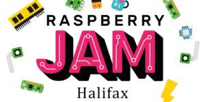 Raspberry Jam Halifax poster