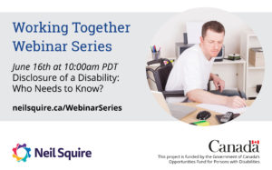 June 16th Disclosure of a Disability Who Needs to Know