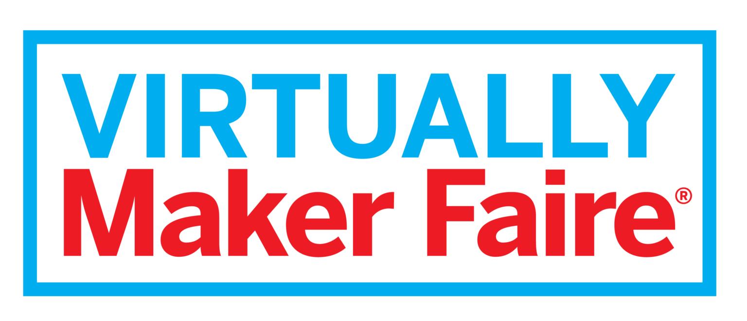 Virtually Maker Faire logo