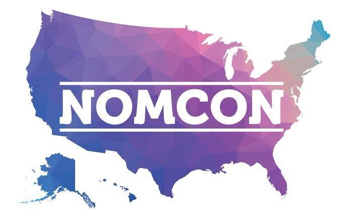 NOMCON logo