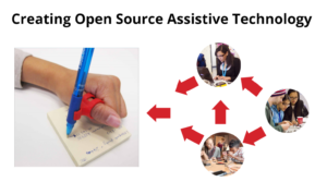 open source assistive technology graphic